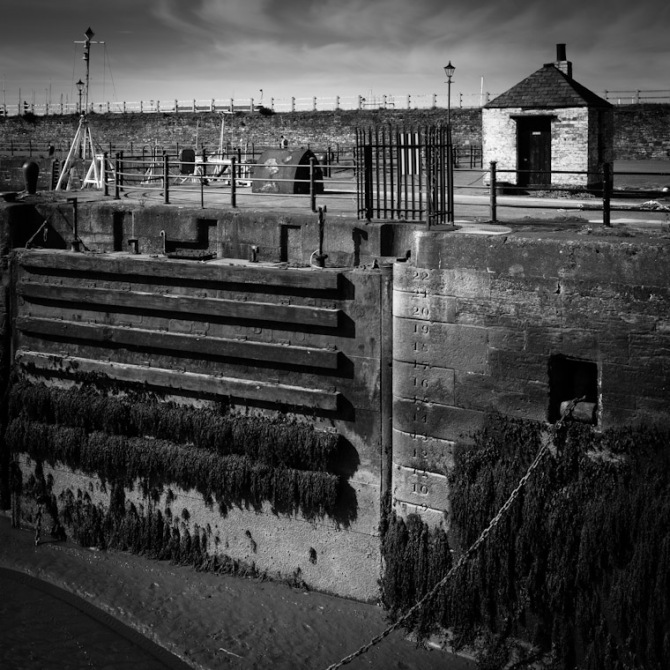 Maryport Sea Lock
