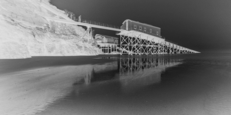 This Series Was Shot In Tenby Pembrokeshire Its Been Some Time Since I Visited The Photos Were Captured Using A Zero Image 612 Pinhole Camera